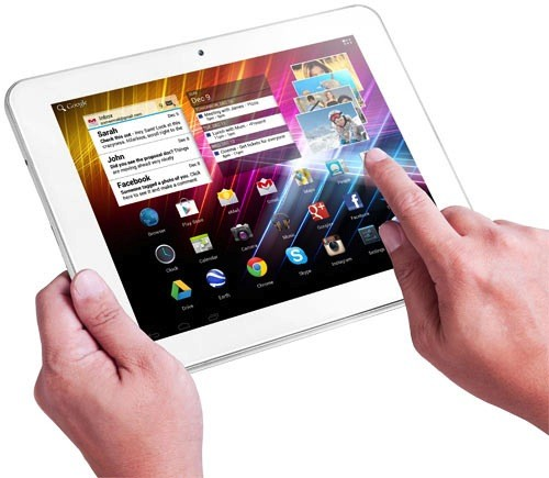 Ergo Electronics outs trio of budgetfriendly GTi tablets in the UK, starting at 79
