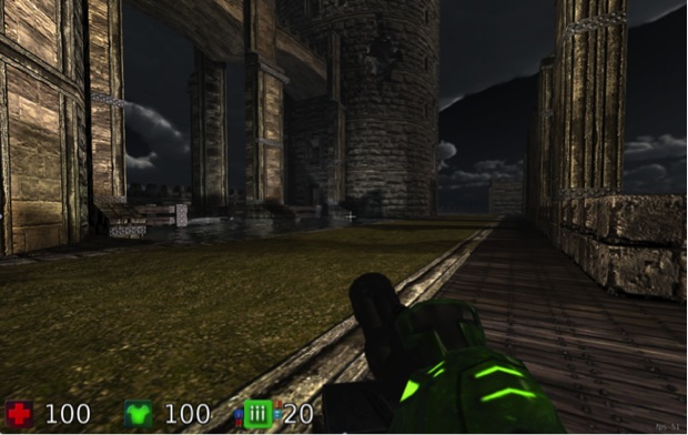 Google adds mouse lock to stable Chrome 22 for 3D shooter mavens