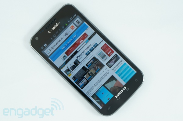 Samsung Galaxy S II for TMobile now available for $299 without contract from Walmart