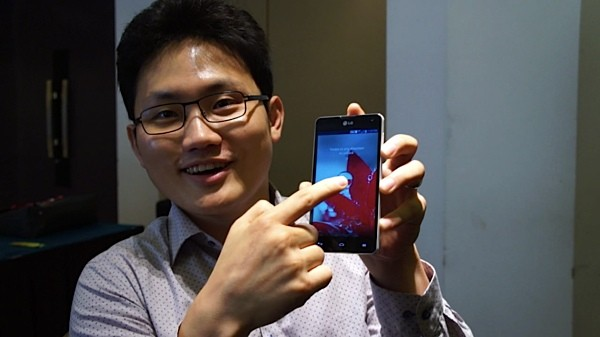 The Engadget Interview: LG Mobile's Chief Research Engineer Dr. Henry Nho on the Optimus G