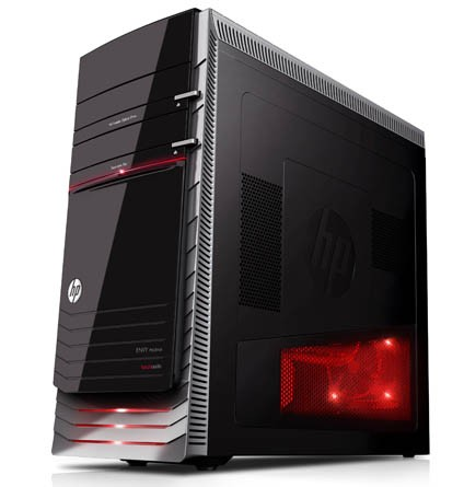 HP retools the design of its Envy Phoenix h9 desktop, says the new version will go on sale October 26th