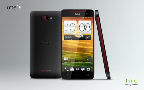 HTC One X 5 leak