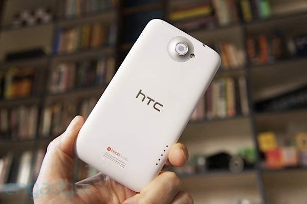 How would you alter the HTC One X