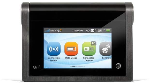 AT&T's new MiFi Liberate is LTEcapable, 'world's first' with touchscreen display