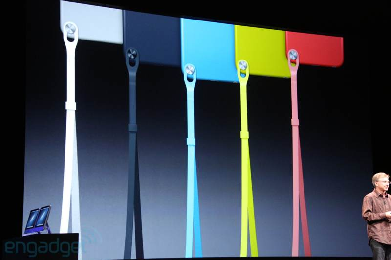 img0570 New multicolored iPod touch generation with A5 processor and 4 inch retina display announced