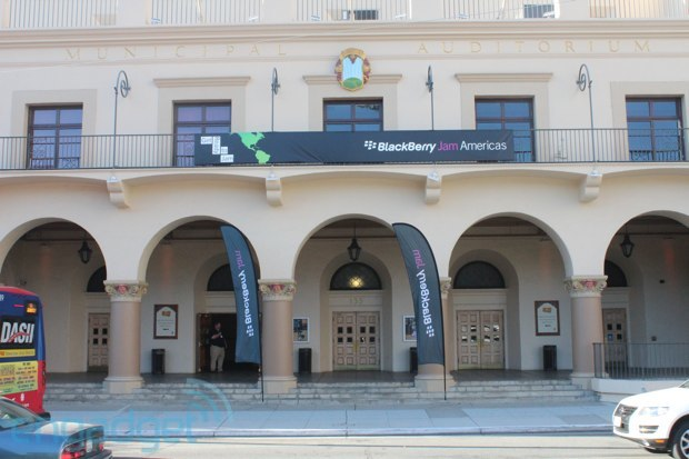 BlackBerry Jam Americas 2012 starts tomorrow, get your liveblog here!