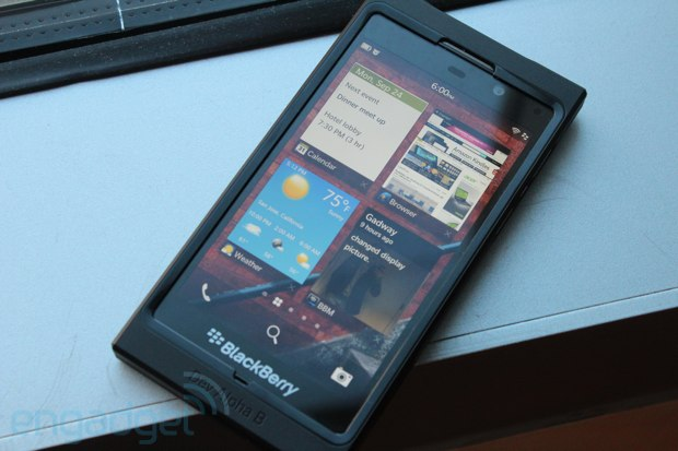 RIM's latest milestone: BlackBerry 10 now being tested by over 50 carriers
