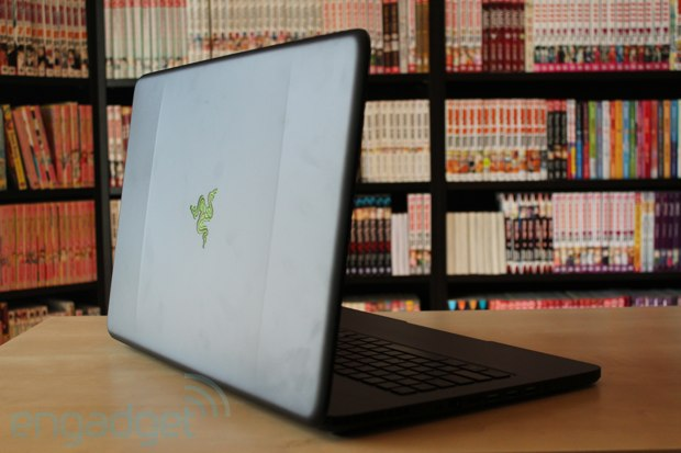 Second generation Razer Blade review