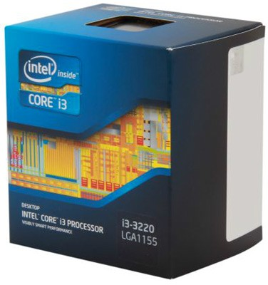 intel core i3 ivy bridge desktop Intel finishes crossing the Ivy Bridge with new desktop Core i3 models