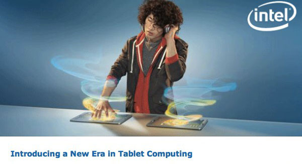 Intel hosts Windows 8 tablet event next week Dell, HP, Samsung and more in attendance