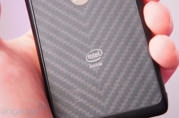 Intel concedes its Medfield chips don't support LTE yet