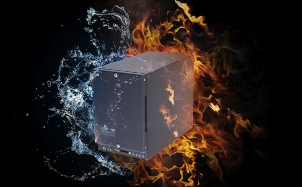 DNP EMBARGO September 18th 1200pm ET  ioSafe takes to Kickstarter to raise funds for its new disasterproof NAS