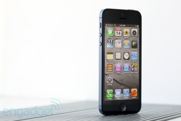 Introducing Engadget's next giveaway Five iPhone 5s in five days!
