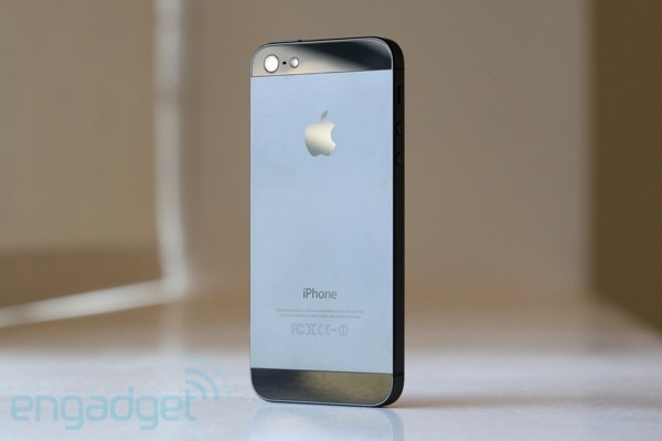Engadget Giveaway win an unlocked iPhone 5, courtesy of CloudOn!
