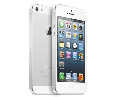UK phone networks announce iPhone 5 contract pricing