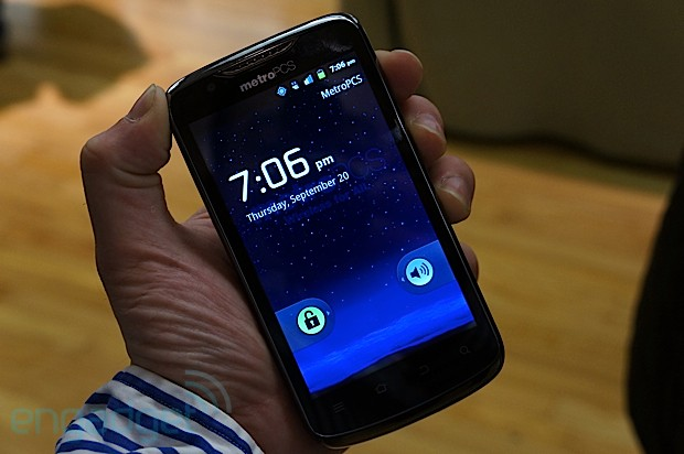 ZTE Anthem 4G for MetroPCS hands-on
