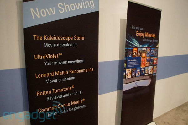 Kaleidescape teases movie download store brings Rotten Tomatoes, Leonard Maltin to its servers