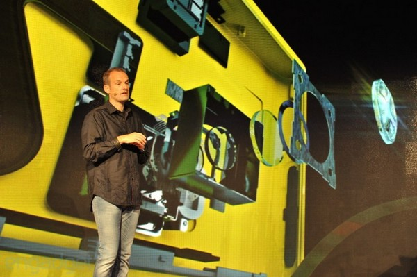 DNP Nokia's Kevin Shields talks PureView, floating sensors and the 'missile' that is the Lumia 920