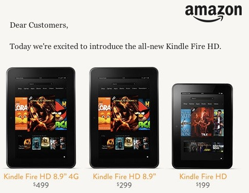 Amazon's new Kindle lineup now available for preorder