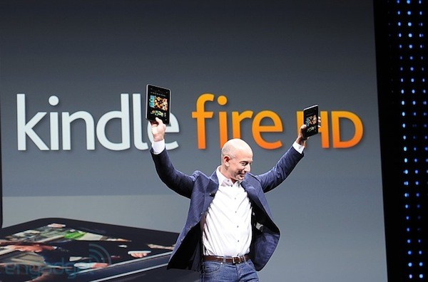Amazon's Kindle Fire, Kindle Fire HD arriving in the UK October 25th, starting at 129