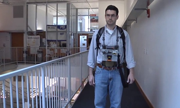 MIT's realtime indoor mapping system uses Kinect, lasers to aid rescue workers