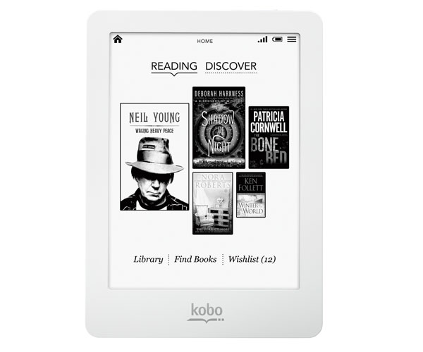 Kobo announces three new readers one glows, one's small, one runs Ice Cream Sandwich