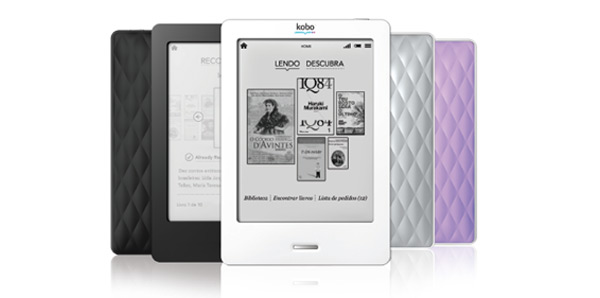 Kobo ereaders, localized ebookstore reach Portugal through FNAC