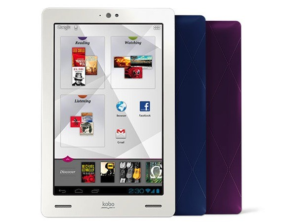 Kobo cuts 8GB Arc tablet in favor of larger models, pricing still starts at $200