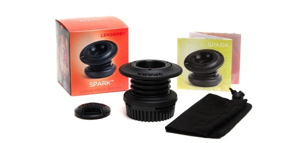 Lensbaby lets your imagination run wild on a budget with the Spark, an $80 selectivefocus lens