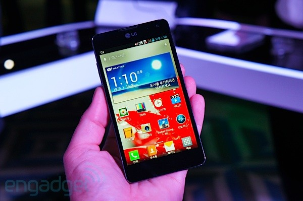 LG Optimus G handson with Korea's latest powerhouse video