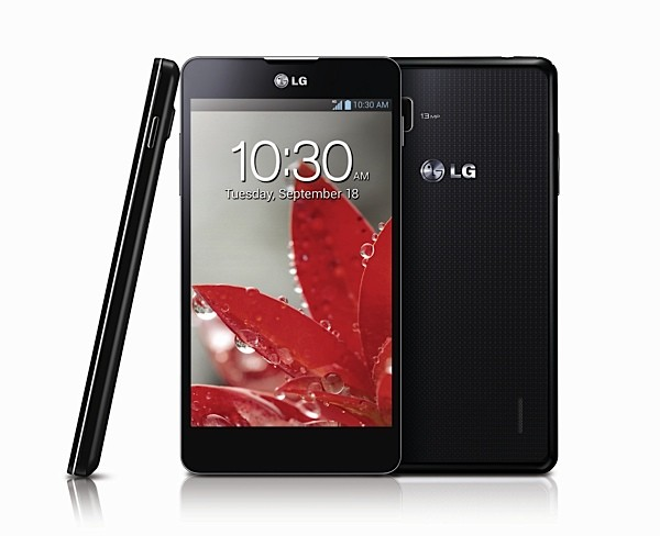 LG launches Optimus G flagship smartphone quadcore S4 Pro, LTE, 2GB RAM, ICS, 13MP camera