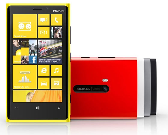 Nokia to produce Lumia 920 with TDSCDMA support for China Mobile