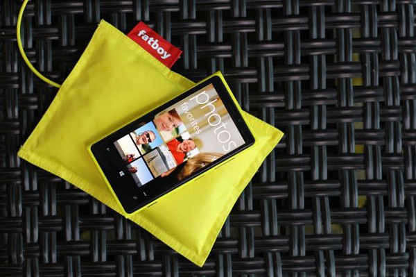 Nokia announces wireless charging pads, FatBoy Recharge Pillow for Lumia phones