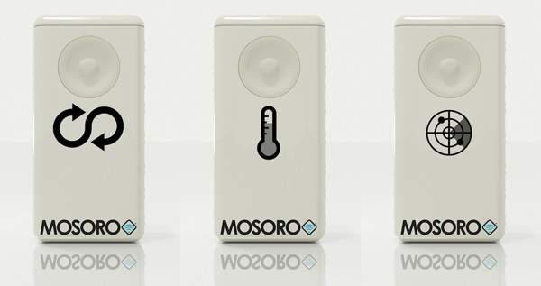 photo image Mosoro releases its Bluetooth LE sensors and SDK for VIP appcessory developers