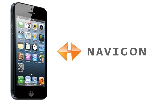 Navigon and StreetPilot Onboard update adds Apple Maps integration and iPhone 5 support