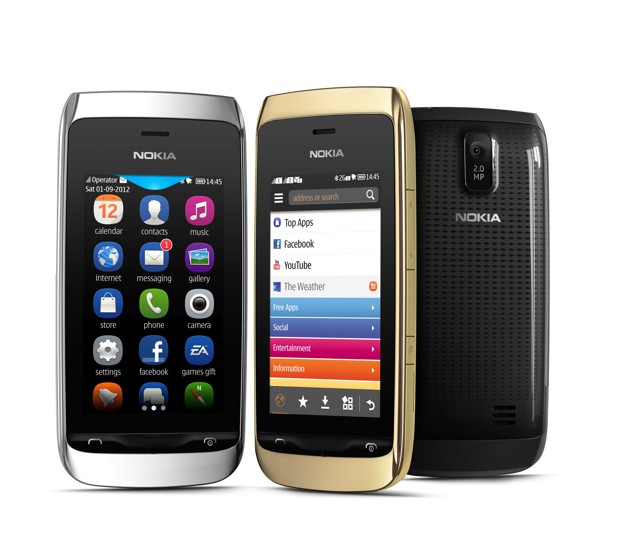 Nokia outs Asha 308 and 309, deems Series 40 smartphoneworthy