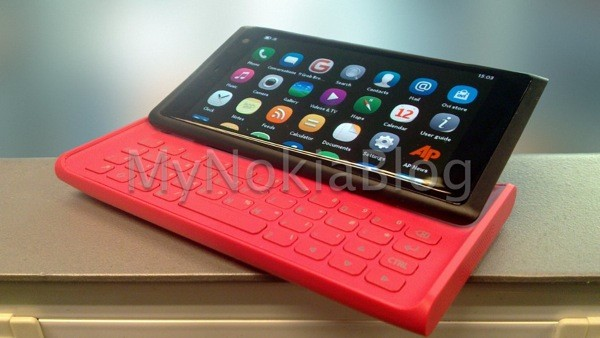 Unreleased Nokia Lauta QWERTY slider emerges, shows the MeeGo future that never was