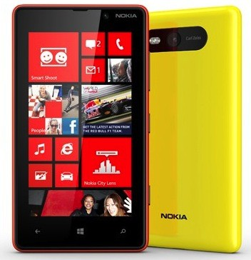 Nokia announces Lumia 820, a 43inch budgetfriendly Windows Phone 8 handset