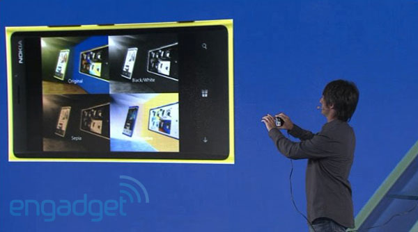 Windows Phone 8 introduces new Lens apps Bing Vision, Photosynth and CNN iReport launching from the camera button