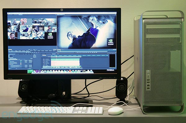 Handson with NVIDIA's Quadro K5000 GPU for Mac Pro video