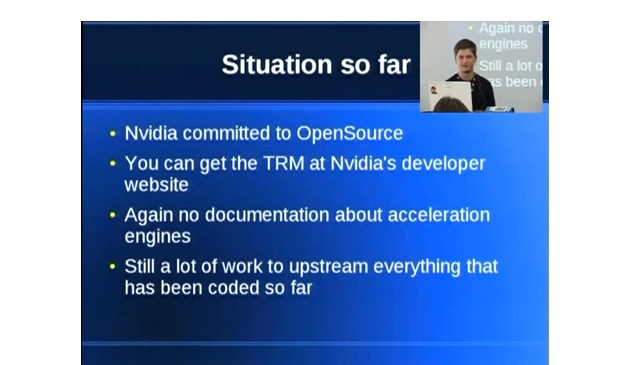 NVIDIA to offer up documentation for Tegra graphics core to prove its commitment to opensource