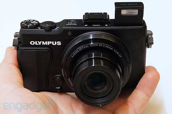 Olympus Stylus XZ2 is a digital compact stuck in a mirrorless camera's body, we go handson