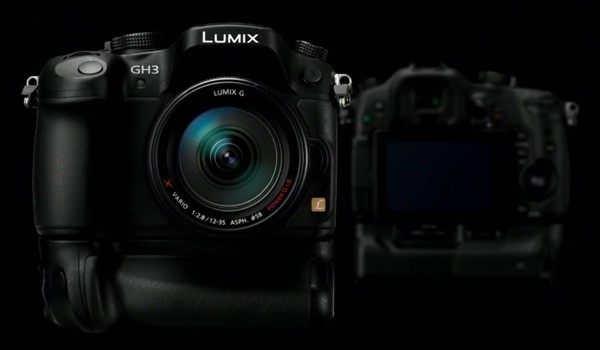 Panasonic video reveals GH3 mirrorless Micro Four Thirds camera