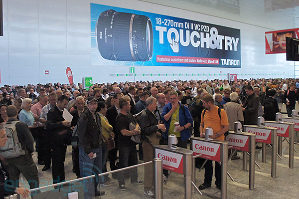 Photokina 2012 wrapup Canon's 6D, lustworthy Leicas, a fullframe Sony compact and more