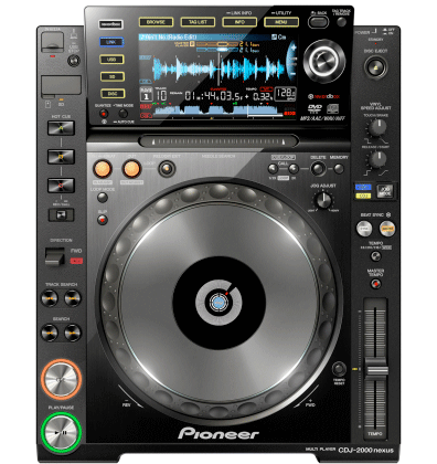 Pioneer CDJ2000nexus updates the flagship DJ player, brings WiFi and slip mode video