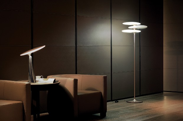BenQ we're not going back to cellphones and laptops, but check out our luxury lamps!