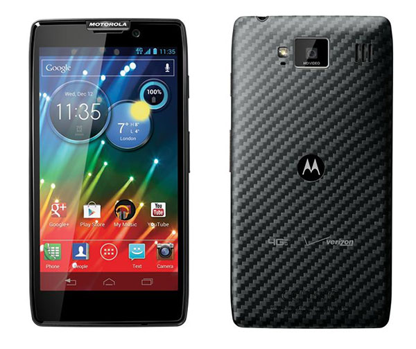 Motorola Droid RAZR HD unveiled: 4.7-inch 720p display, ICS, dual-core S4 for Verizon (video)
