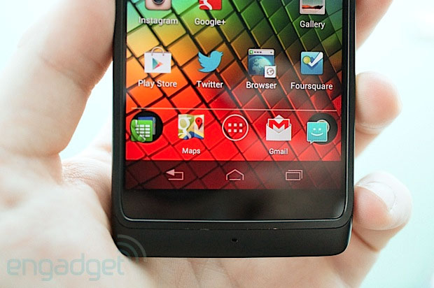 Motorola RAZR i review
