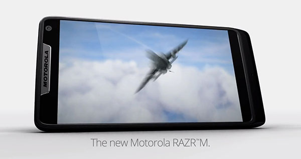 Motorola bringing Droid RAZR M to Europe with Intel mobile chip
