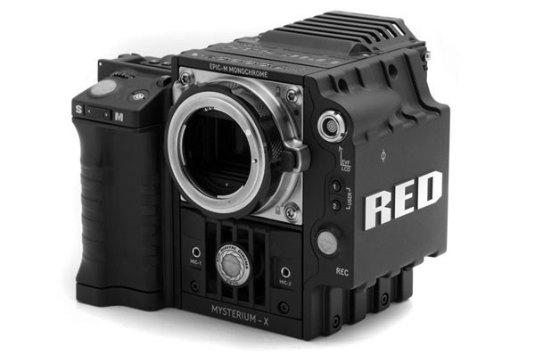 Red introduces $42K EpicM Monochrome cinema cam, on sale October 1st